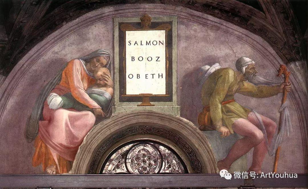 连载No.8 米开朗基罗·博那罗蒂   一生要知道的100位世界著名画家插图95