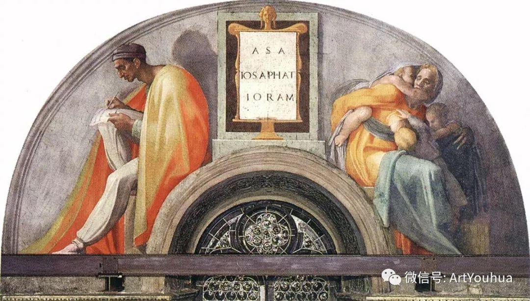 连载No.8 米开朗基罗·博那罗蒂   一生要知道的100位世界著名画家插图98