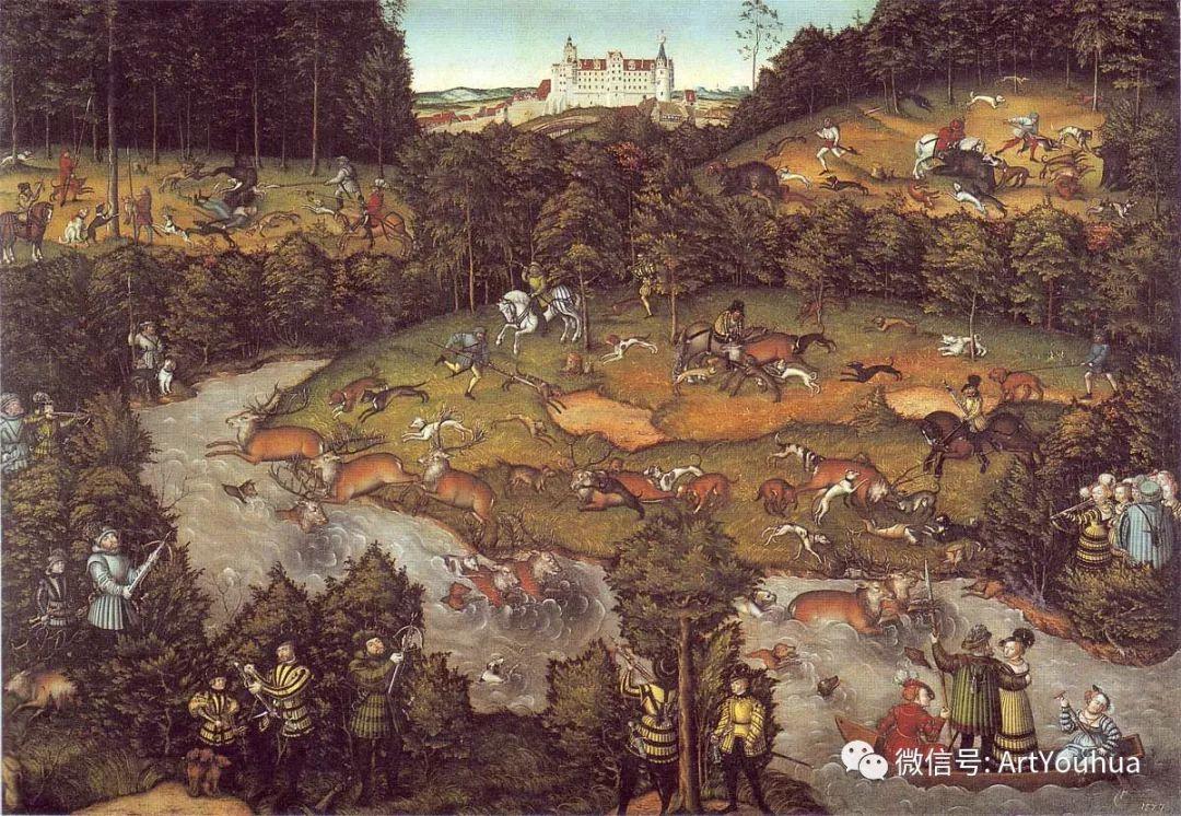 连载No.7老卢卡斯·克拉纳赫 一生要知道的100位世界著名画家插图5