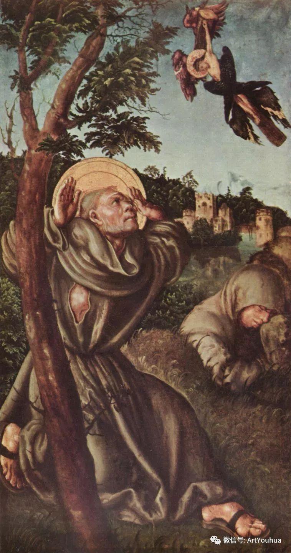 连载No.7老卢卡斯·克拉纳赫 一生要知道的100位世界著名画家插图9