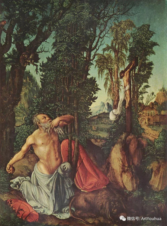 连载No.7老卢卡斯·克拉纳赫 一生要知道的100位世界著名画家插图11
