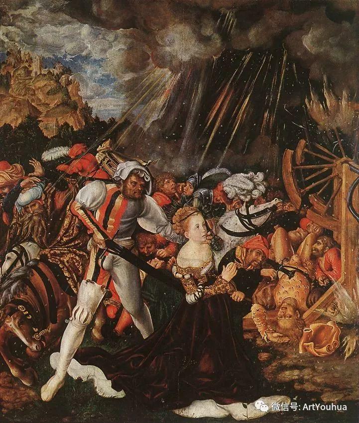 连载No.7老卢卡斯·克拉纳赫 一生要知道的100位世界著名画家插图27