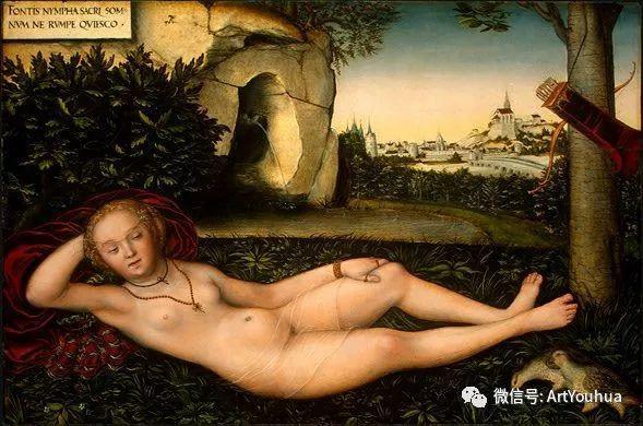 连载No.7老卢卡斯·克拉纳赫 一生要知道的100位世界著名画家插图29