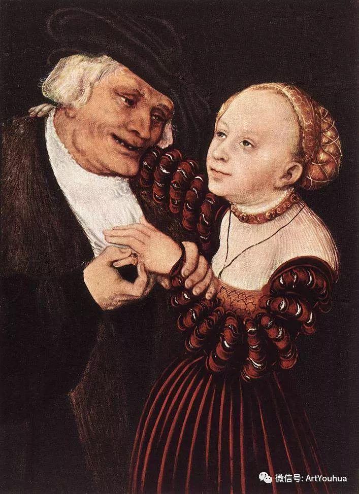 连载No.7老卢卡斯·克拉纳赫 一生要知道的100位世界著名画家插图41