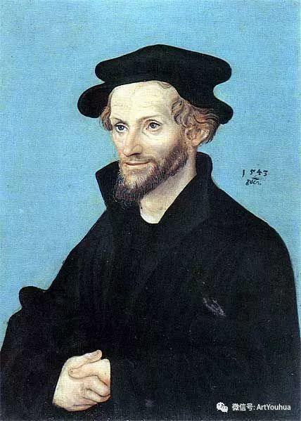 连载No.7老卢卡斯·克拉纳赫 一生要知道的100位世界著名画家插图57