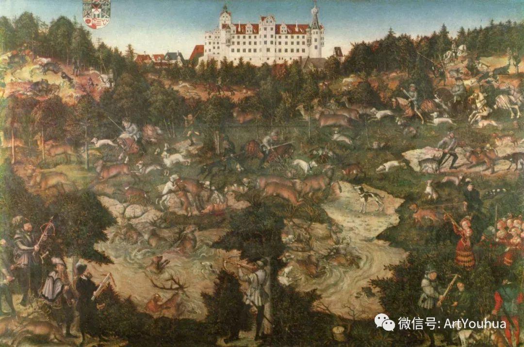 连载No.7老卢卡斯·克拉纳赫 一生要知道的100位世界著名画家插图69