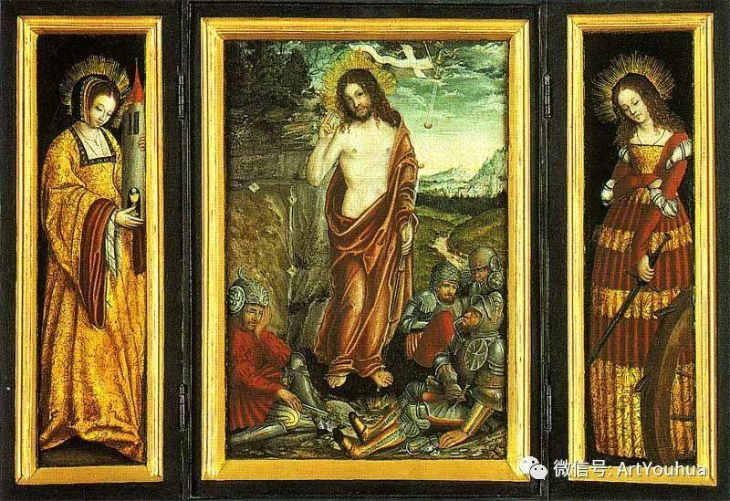 连载No.7老卢卡斯·克拉纳赫 一生要知道的100位世界著名画家插图75