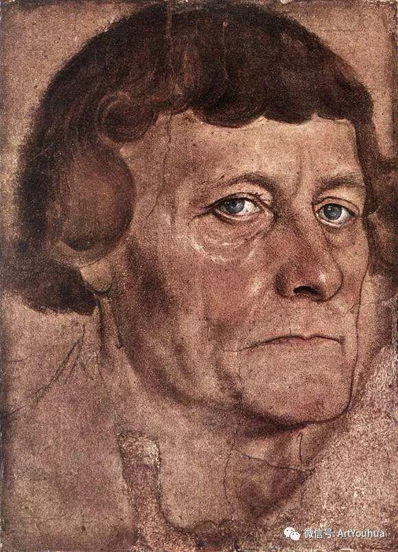 连载No.7老卢卡斯·克拉纳赫 一生要知道的100位世界著名画家插图95