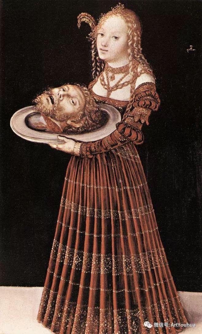 连载No.7老卢卡斯·克拉纳赫 一生要知道的100位世界著名画家插图109