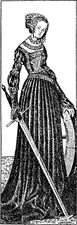 连载No.7老卢卡斯·克拉纳赫 一生要知道的100位世界著名画家插图113
