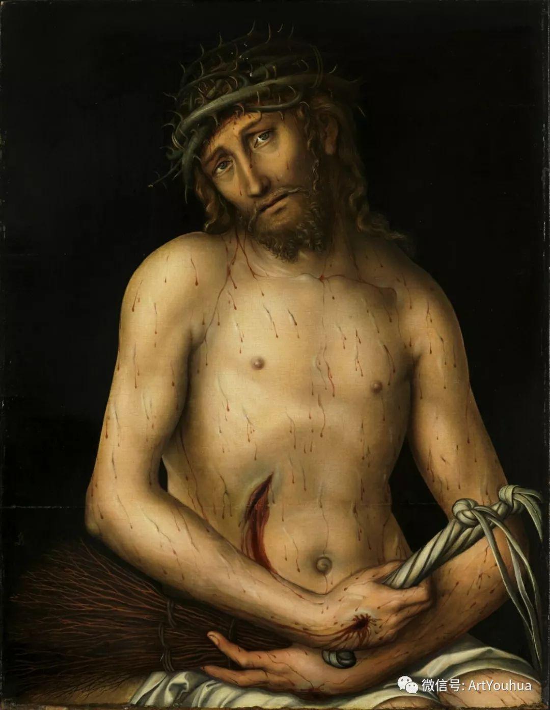 连载No.7老卢卡斯·克拉纳赫 一生要知道的100位世界著名画家插图119