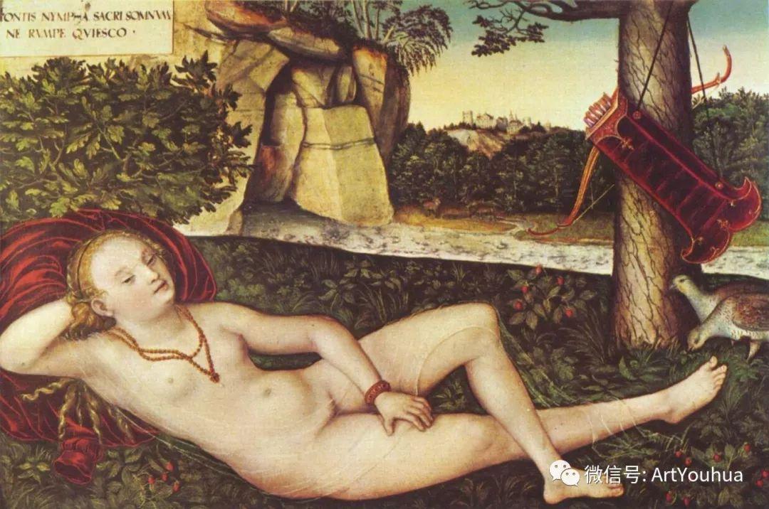 连载No.7老卢卡斯·克拉纳赫 一生要知道的100位世界著名画家插图127