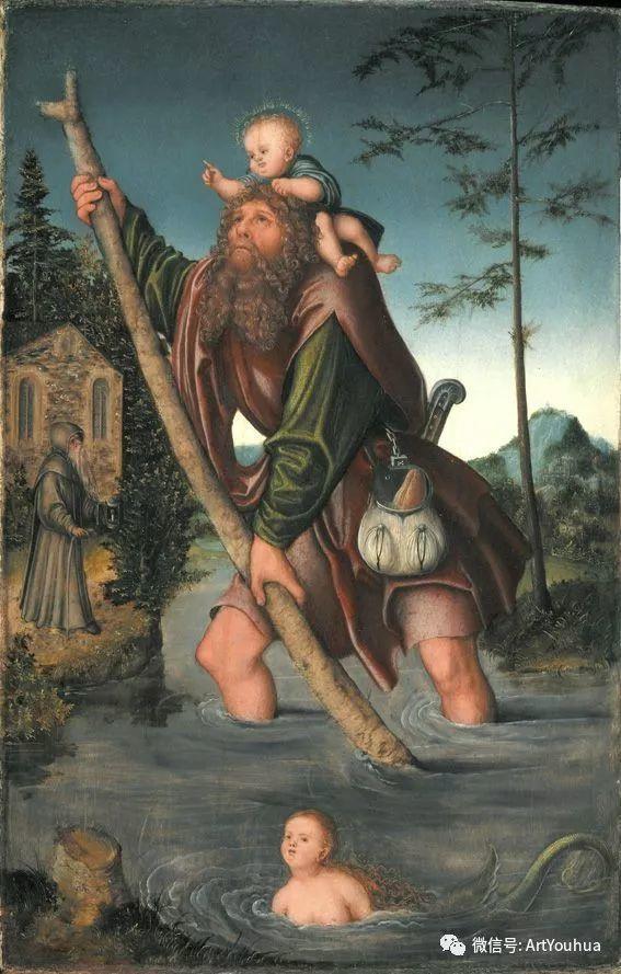 连载No.7老卢卡斯·克拉纳赫 一生要知道的100位世界著名画家插图135