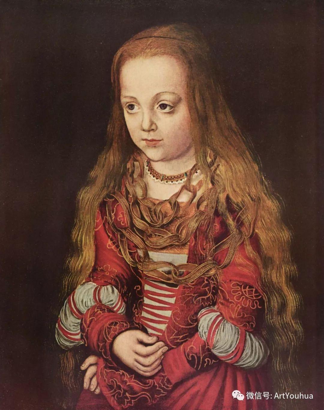 连载No.7老卢卡斯·克拉纳赫 一生要知道的100位世界著名画家插图143