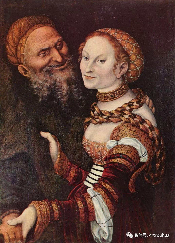 连载No.7老卢卡斯·克拉纳赫 一生要知道的100位世界著名画家插图145