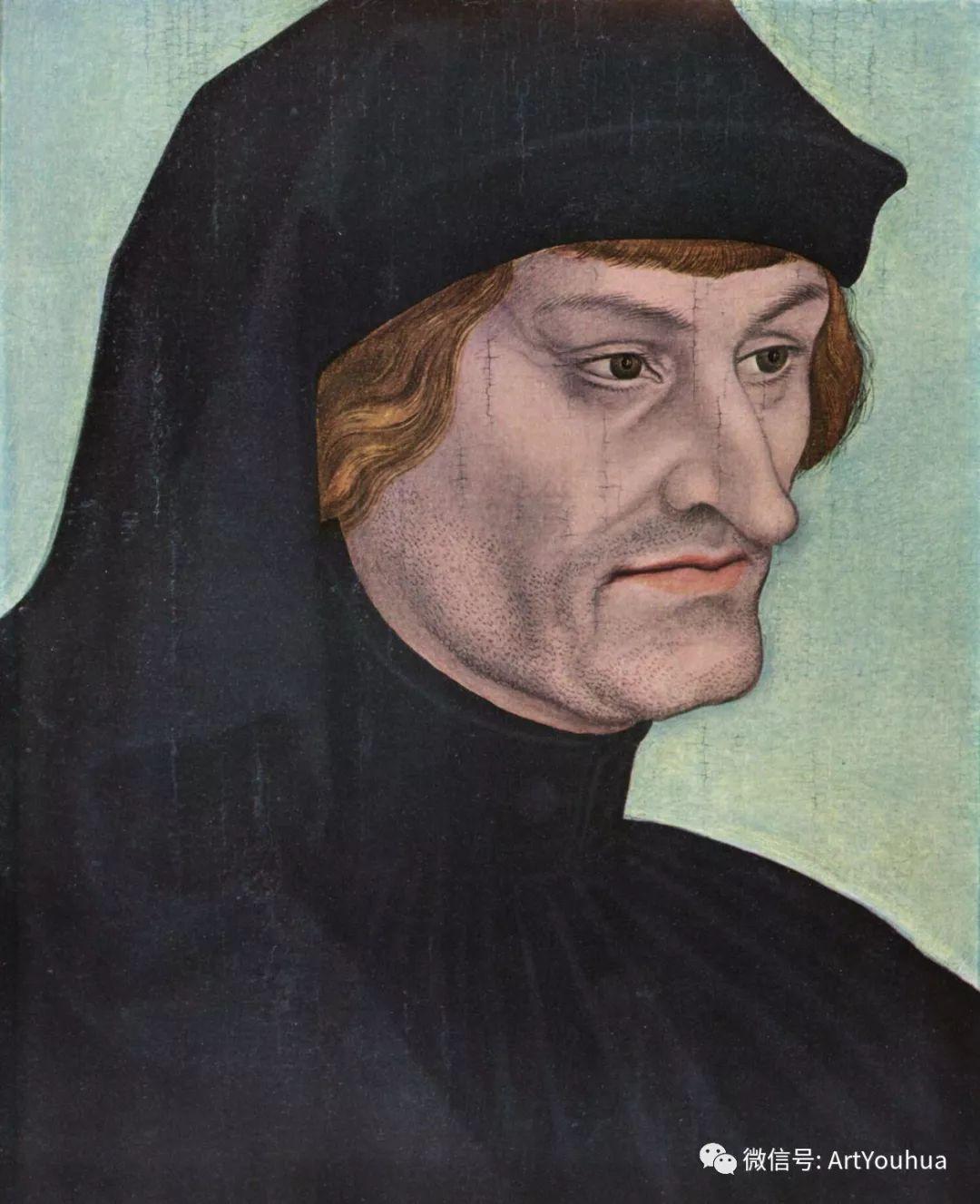 连载No.7老卢卡斯·克拉纳赫 一生要知道的100位世界著名画家插图149
