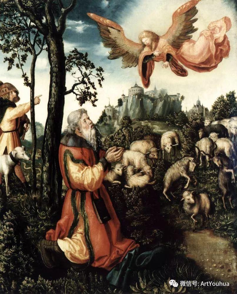 连载No.7老卢卡斯·克拉纳赫 一生要知道的100位世界著名画家插图153