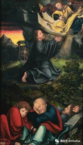 连载No.7老卢卡斯·克拉纳赫 一生要知道的100位世界著名画家插图157