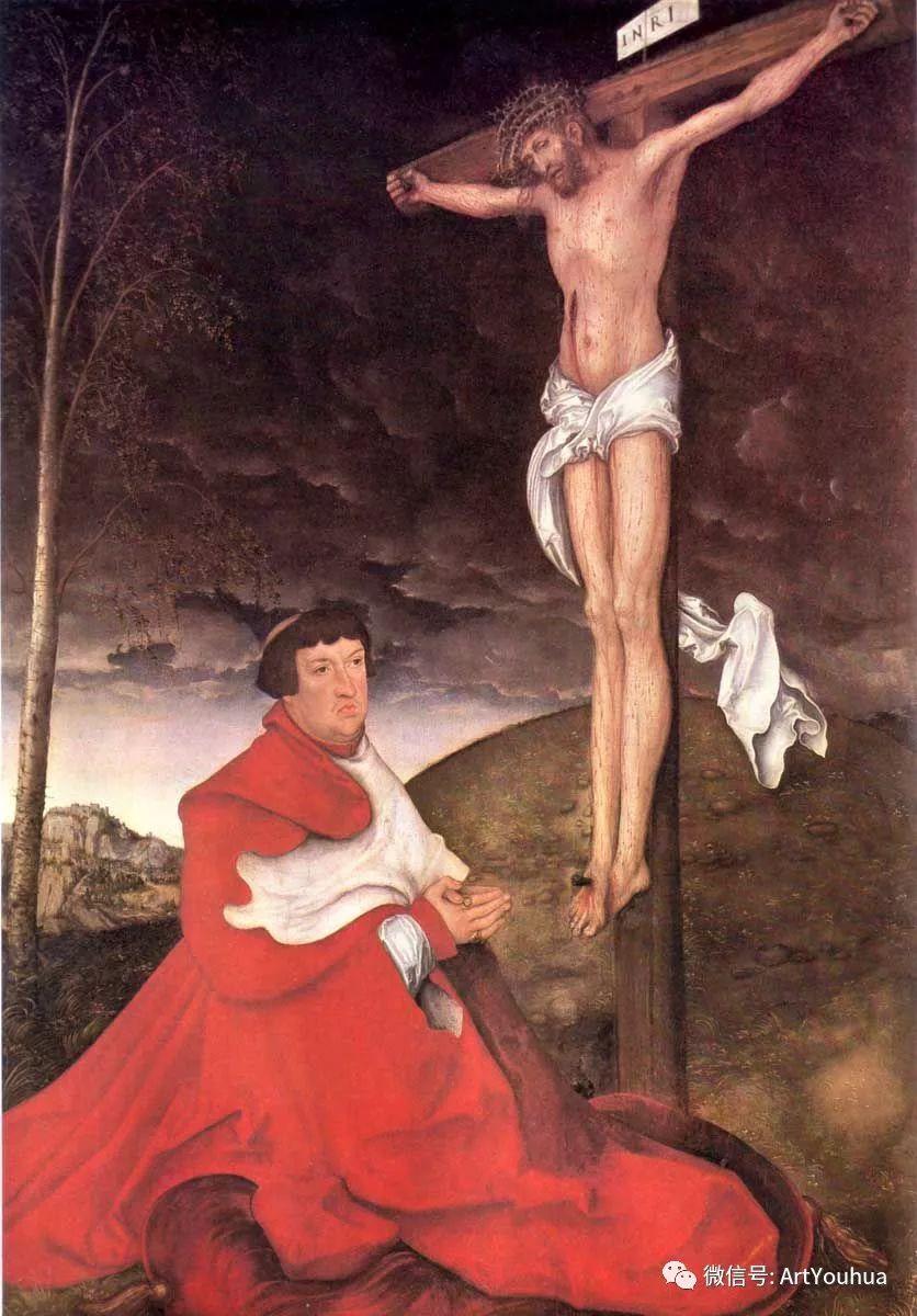 连载No.7老卢卡斯·克拉纳赫 一生要知道的100位世界著名画家插图159