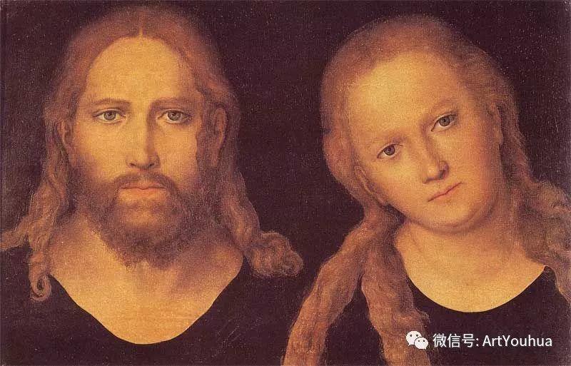 连载No.7老卢卡斯·克拉纳赫 一生要知道的100位世界著名画家插图161