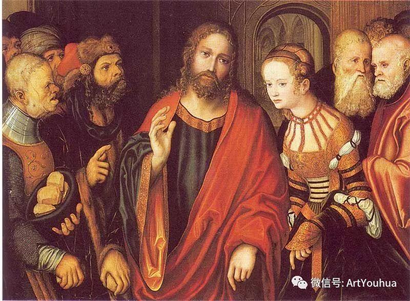 连载No.7老卢卡斯·克拉纳赫 一生要知道的100位世界著名画家插图163