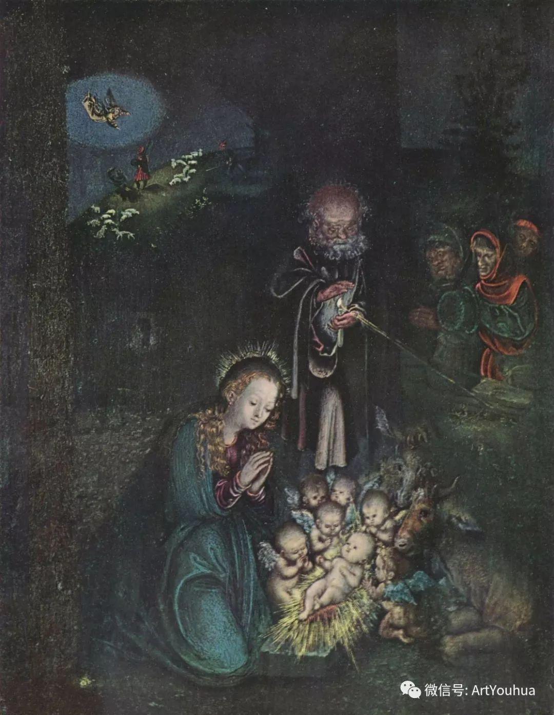 连载No.7老卢卡斯·克拉纳赫 一生要知道的100位世界著名画家插图171