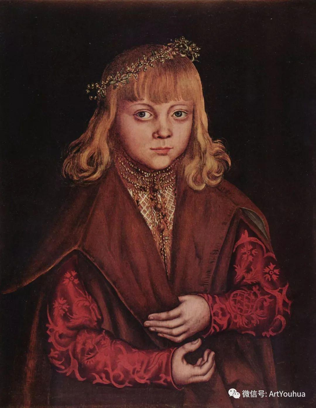 连载No.7老卢卡斯·克拉纳赫 一生要知道的100位世界著名画家插图173