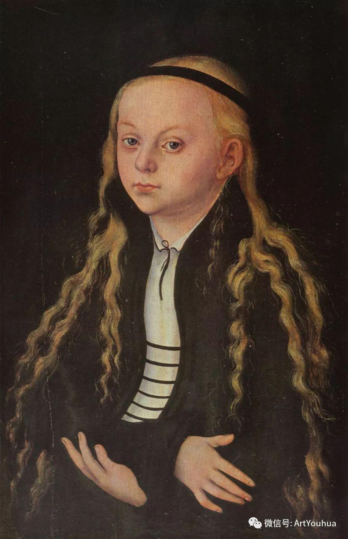 连载No.7老卢卡斯·克拉纳赫 一生要知道的100位世界著名画家插图175