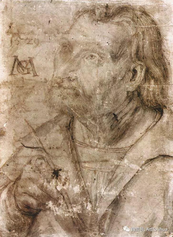 连载No.5 一生要知道的100位世界著名画家之格吕内瓦尔德插图1