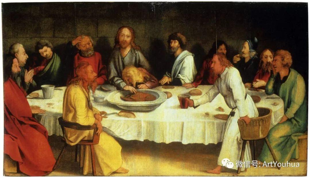 连载No.5 一生要知道的100位世界著名画家之格吕内瓦尔德插图5