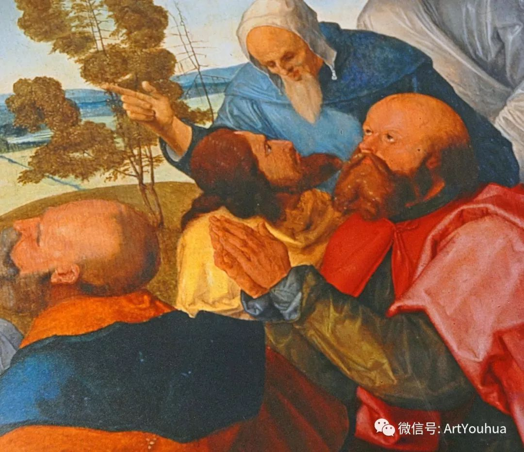 连载No.5 一生要知道的100位世界著名画家之格吕内瓦尔德插图23