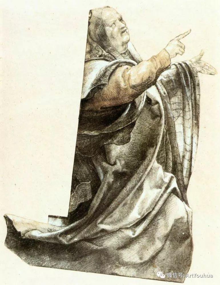 连载No.5 一生要知道的100位世界著名画家之格吕内瓦尔德插图31