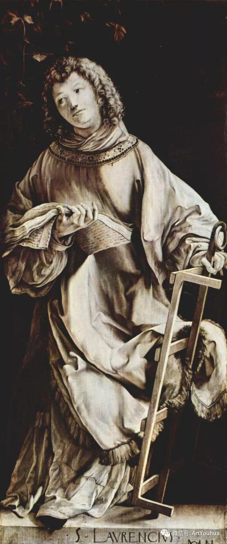 连载No.5 一生要知道的100位世界著名画家之格吕内瓦尔德插图35