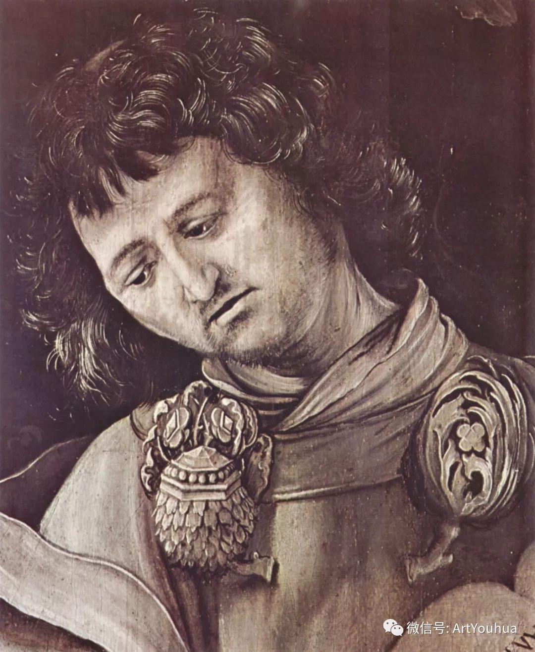 连载No.5 一生要知道的100位世界著名画家之格吕内瓦尔德插图41