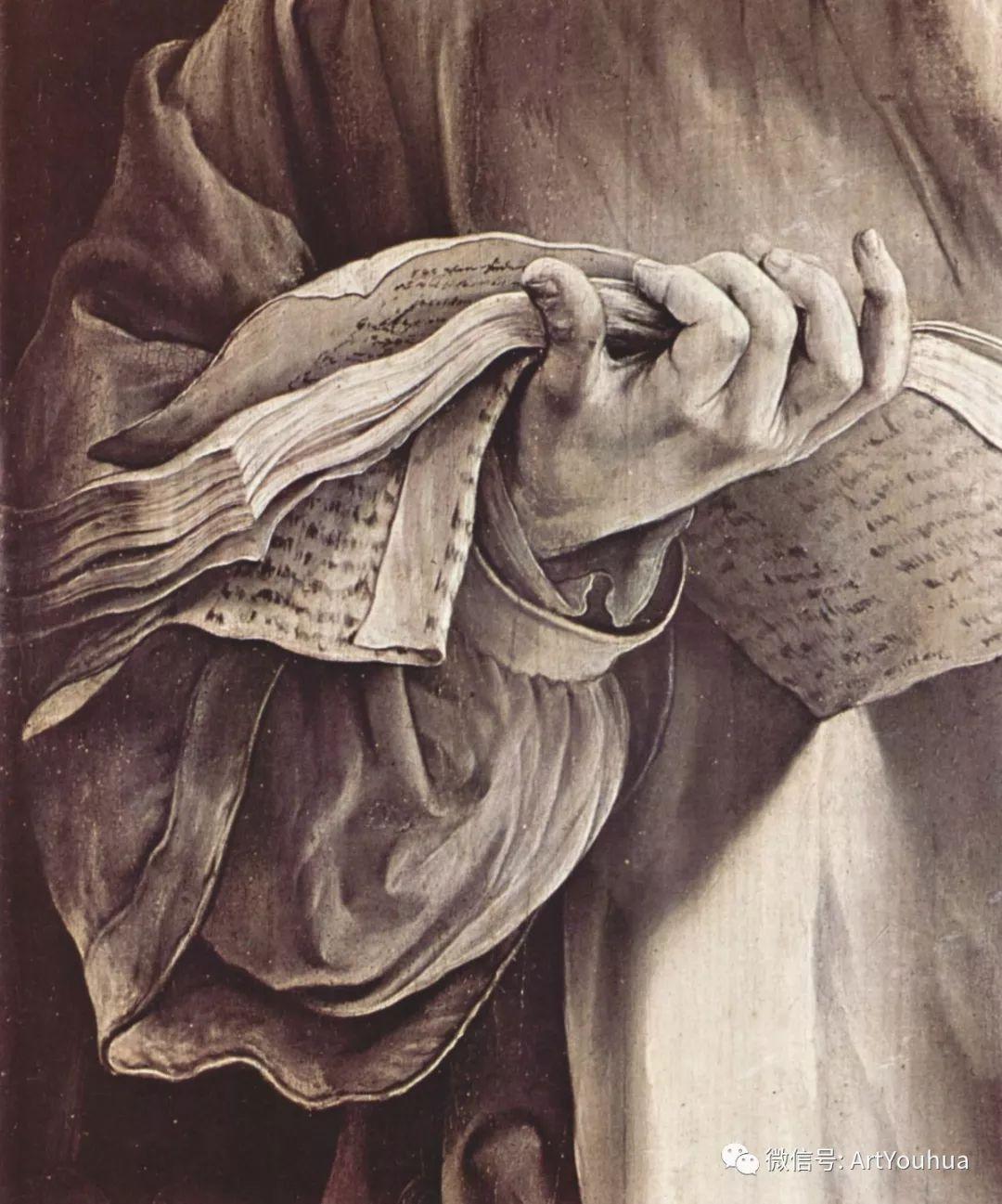 连载No.5 一生要知道的100位世界著名画家之格吕内瓦尔德插图43