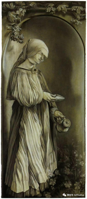 连载No.5 一生要知道的100位世界著名画家之格吕内瓦尔德插图49