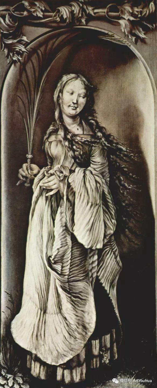 连载No.5 一生要知道的100位世界著名画家之格吕内瓦尔德插图53