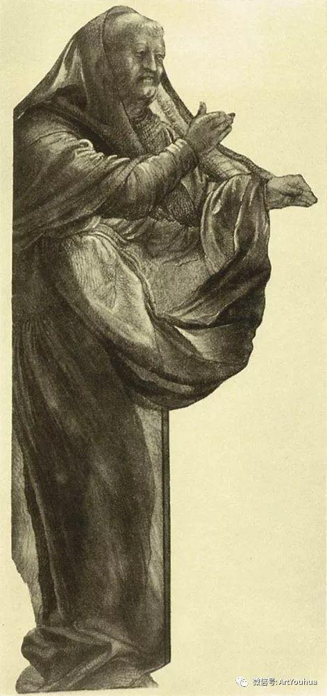 连载No.5 一生要知道的100位世界著名画家之格吕内瓦尔德插图55