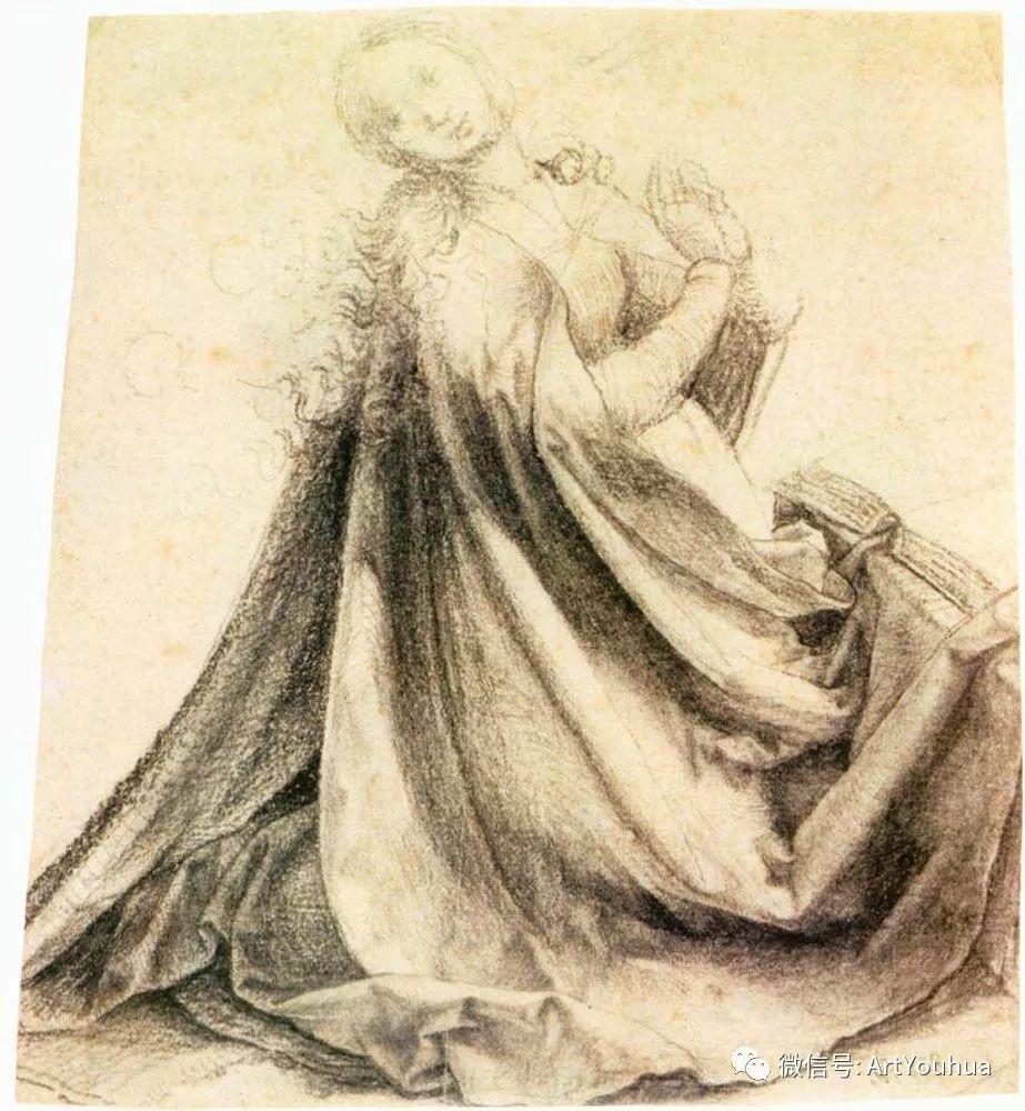 连载No.5 一生要知道的100位世界著名画家之格吕内瓦尔德插图67