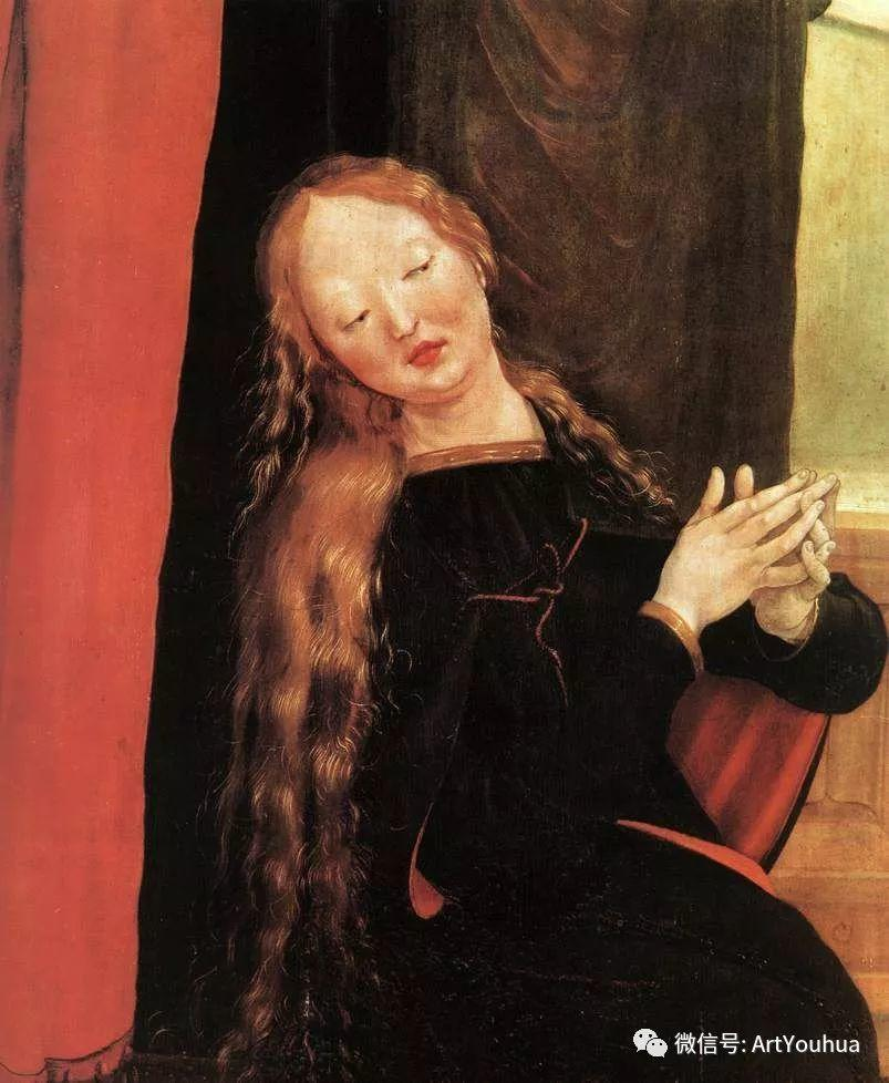 连载No.5 一生要知道的100位世界著名画家之格吕内瓦尔德插图77