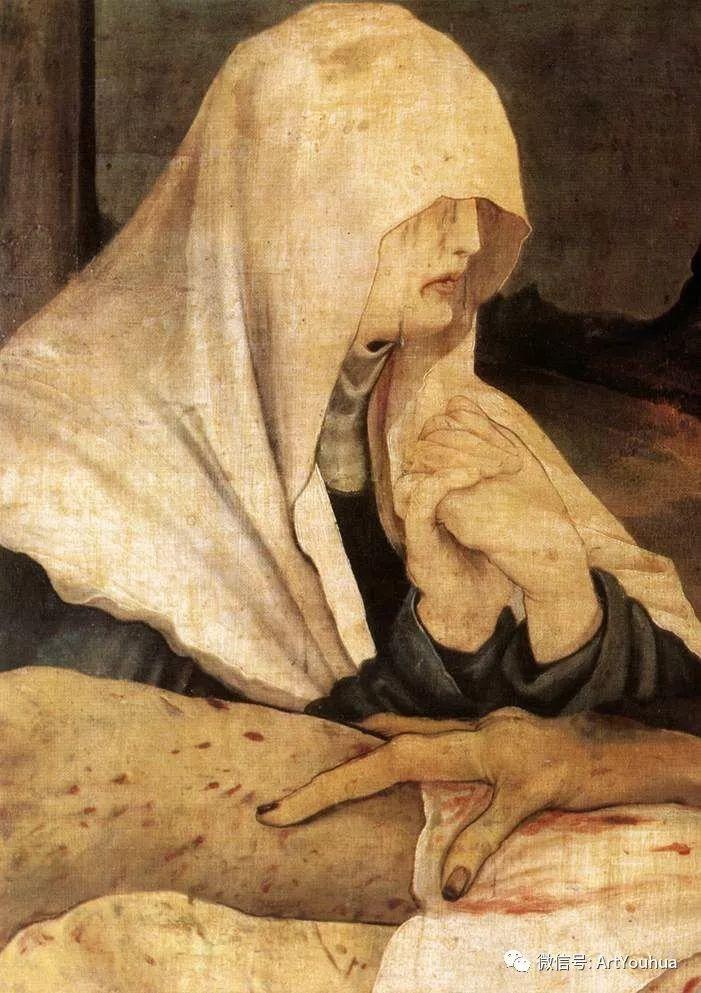 连载No.5 一生要知道的100位世界著名画家之格吕内瓦尔德插图87