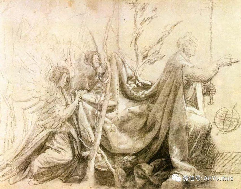 连载No.5 一生要知道的100位世界著名画家之格吕内瓦尔德插图91