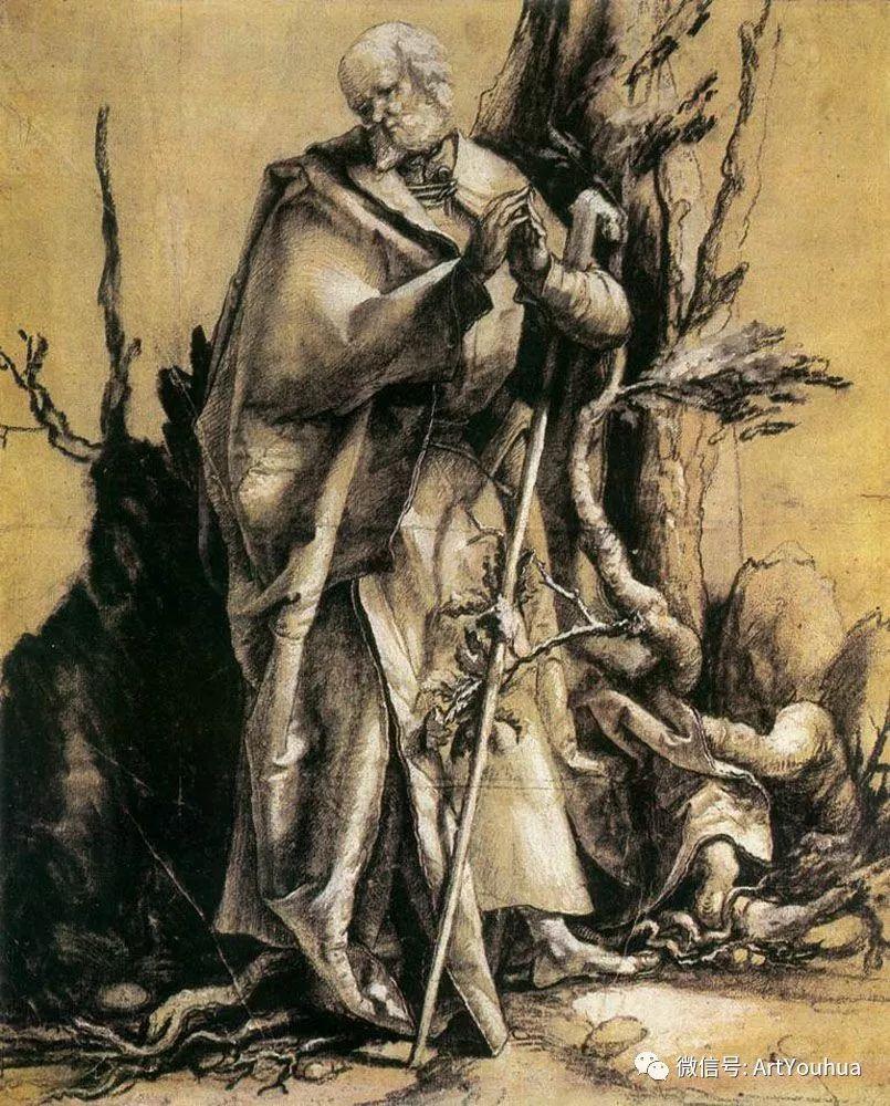 连载No.5 一生要知道的100位世界著名画家之格吕内瓦尔德插图97
