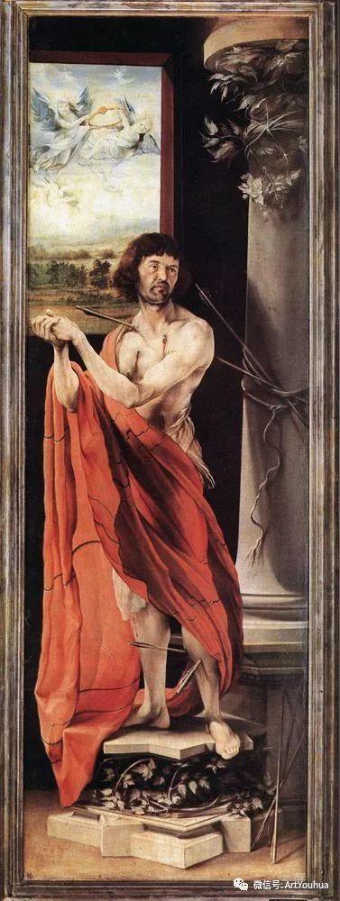 连载No.5 一生要知道的100位世界著名画家之格吕内瓦尔德插图99