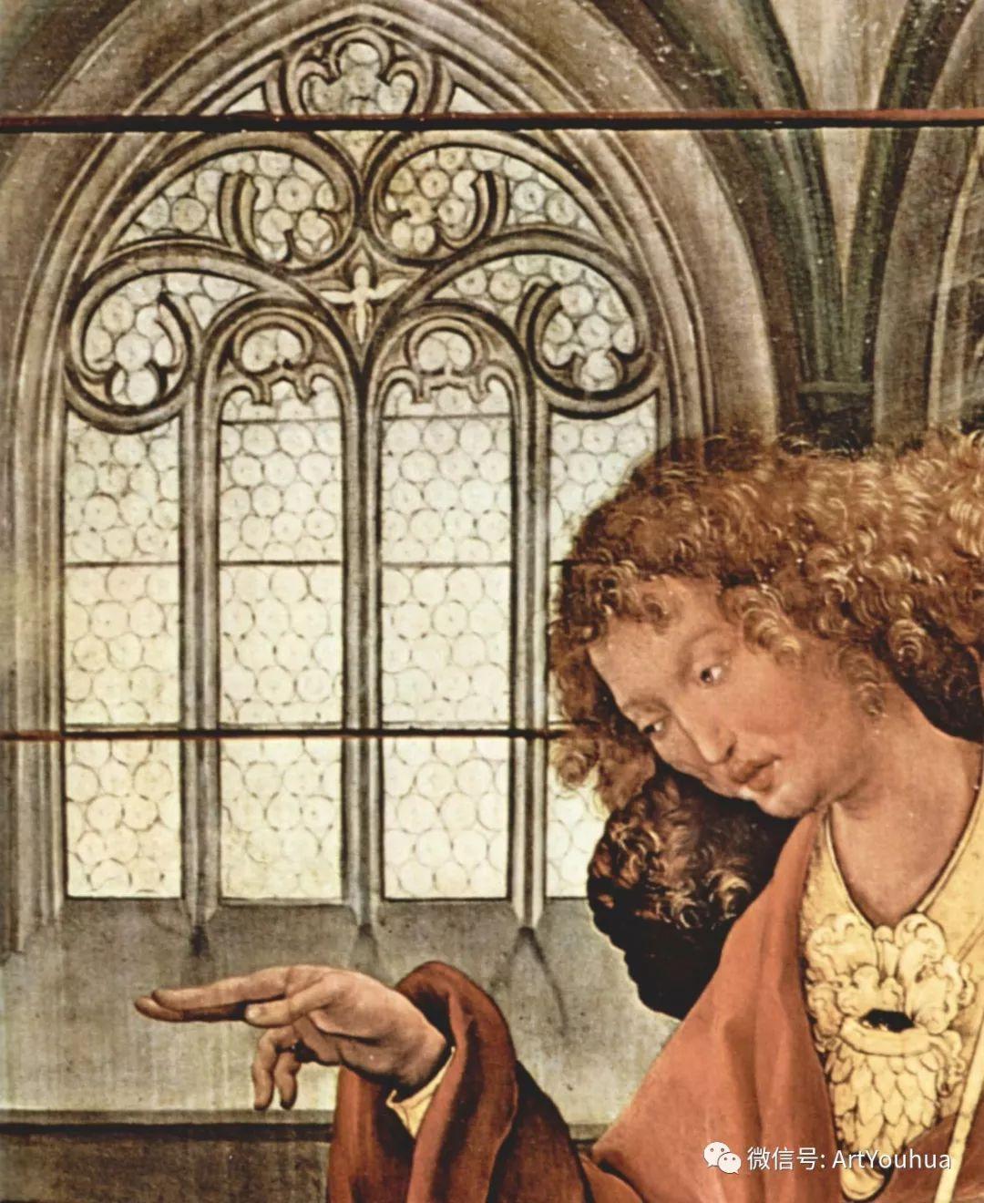 连载No.5 一生要知道的100位世界著名画家之格吕内瓦尔德插图103