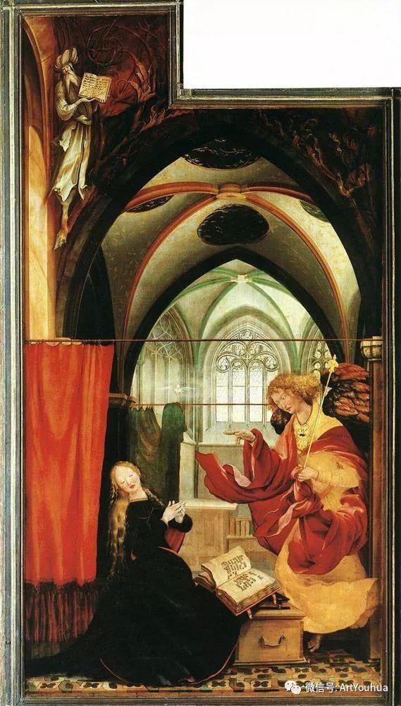连载No.5 一生要知道的100位世界著名画家之格吕内瓦尔德插图105