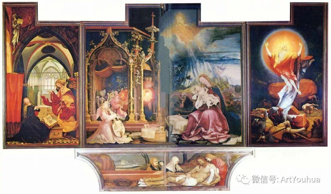 连载No.5 一生要知道的100位世界著名画家之格吕内瓦尔德插图107