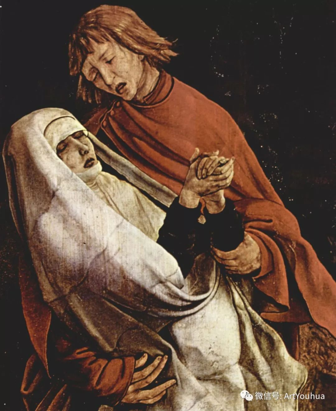 连载No.5 一生要知道的100位世界著名画家之格吕内瓦尔德插图123