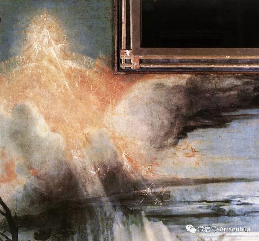 连载No.5 一生要知道的100位世界著名画家之格吕内瓦尔德插图127