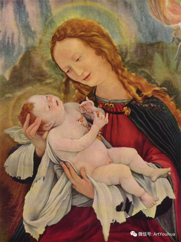 连载No.5 一生要知道的100位世界著名画家之格吕内瓦尔德插图129